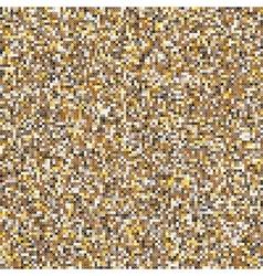Seamless Cross Pattern geometric golden vector image