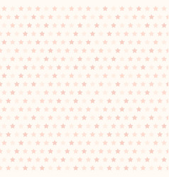 rose striped star pattern seamless vector image