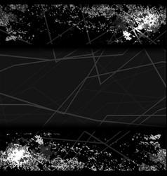 background dark grunge vector image vector image