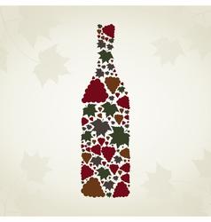 Wine4 vector image