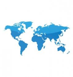 atlas vector image vector image