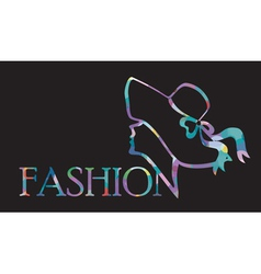 Fashion logo vector