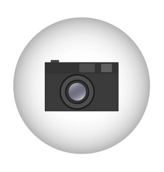 Camera icon symbol design template vector