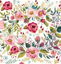 Floral background2 vector