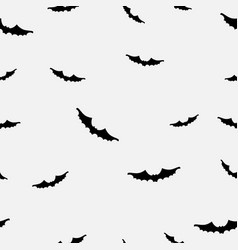 halloween wrapping paper design vector image