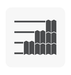romaterial icon vector image