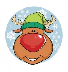 Rudolf vector image