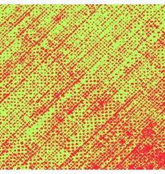 Green Grunge Halftone vector image vector image