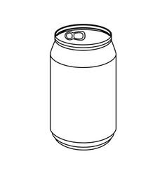 Can soda vector
