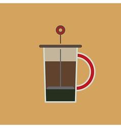 Coffee Press vector