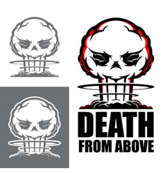 Death from above symbol vector
