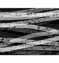Tracks vector