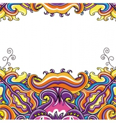 abstract background series vector image vector image