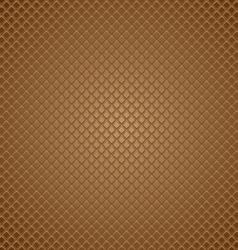 Chocolate retro background vector image