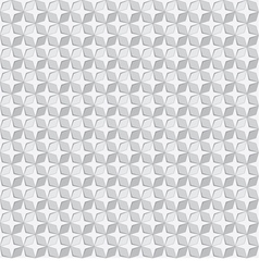 monochrome background Seamless pattern of figures vector image vector image