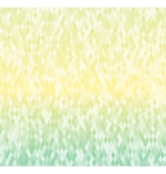 Abstract background identical diamonds with vector image