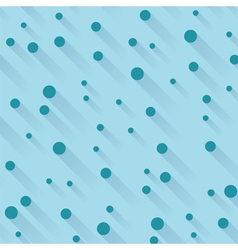 abstract background of dots vector image