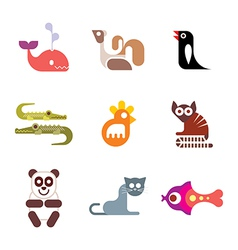 animals 11 vector image vector image