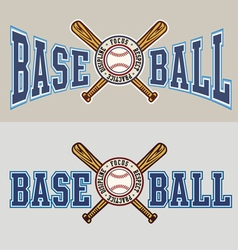 Baseball principle vector