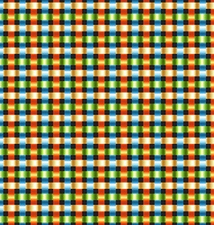 Seamless bright colourful interweaving background vector