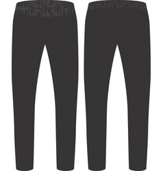 Youth challenger pant designs vector