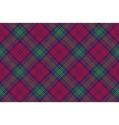 Lindsay tartan fabric texture diagonal pattern vector