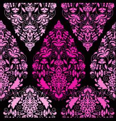 seameless paisley pattern vector image