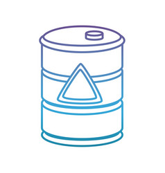 Oil can icon vector