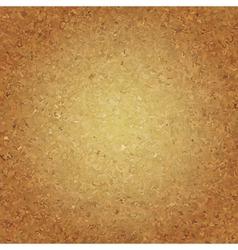 Cork Wallpaper vector image