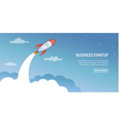 Business plan startup concept cartoon style vector