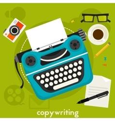 Copywriting Concept vector