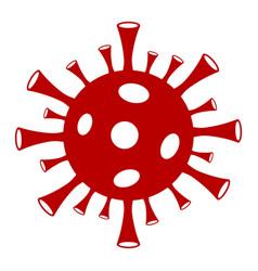 Coronavirus - icon vector