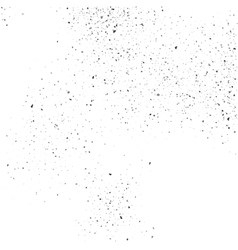Grunge texture background Grunge particles on vector image