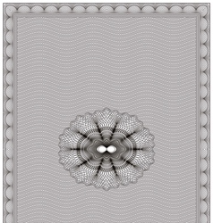 Certificates Pattern vector