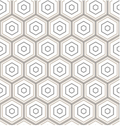 Seamless geometric pattern classic chinese vector