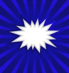 bang background vector image