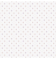 Colorful dotted pattern - seamless vector image