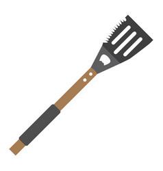 isolated spatula icon vector image
