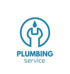 Plumber logo Handyman logo vector