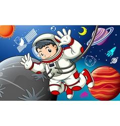 Astronaunt vector