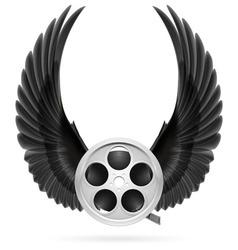 Cinema inspired vector
