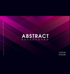Creative abstract polygonal background vector
