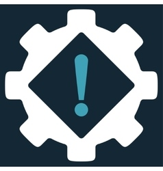 Industry Problem Icon vector