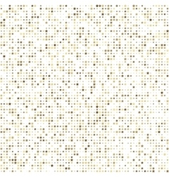Abstract seamless pattern with beige different vector image