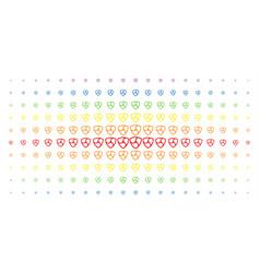Nem currency spectral halftone matrix vector