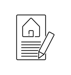 Property valuation vector