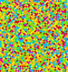 Checkered colorful pattern vector image
