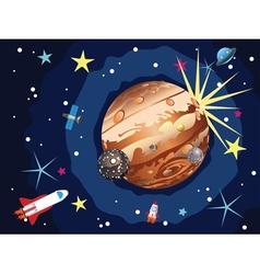 Jupiter Planet5 vector