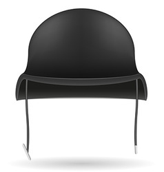 Military helmets 01 vector