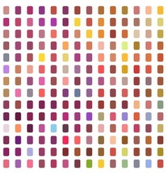 Seamless mosaic pattern 3 vector image